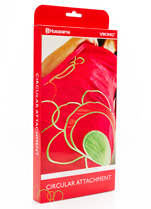 Linjal för cirkelbrodering på symaskin