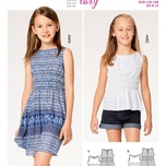 Linne och klänning