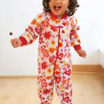 Pyjamas med fot